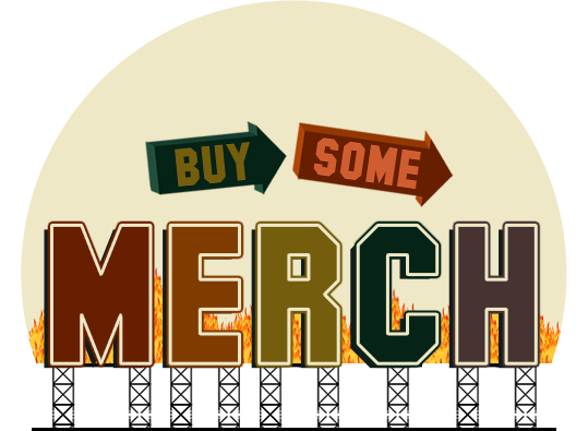Buy Some Merchandise - SWGLFF 2015